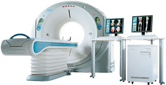 Toshiba Aquilion 32 Slice CT Scanner