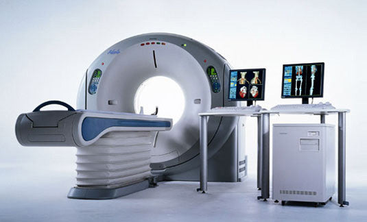 Toshiba Aquilion 64 Slice CT Scanner