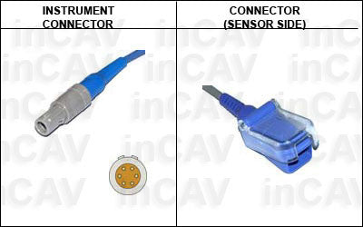 Vs800 Mindray Module Spo2 Sensor Extension Cable