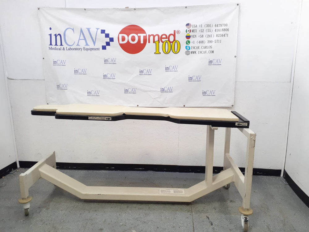 FIX FLUOROSCOPY - C-ARM - IMMAGING TABLE LOW PROFILE