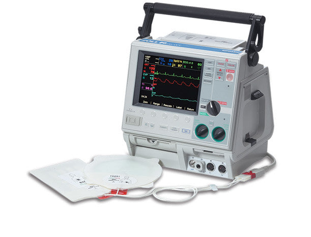 ZOLL M CCT Extreme Series Biphasic Defibrillator  Color Touch Screen