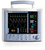Datascope Passport 2 Patient Monitor With Co2 Monitor