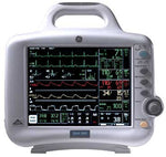 Ge Dash 3000 Patient Monitor With Printer Monitor