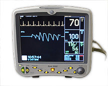 Ge Dash 5000 Patient Monitor Monitor