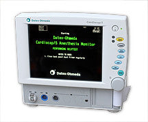 Ge Datex Ohmeda Cardiocap 5 Patient Monitor Monitor