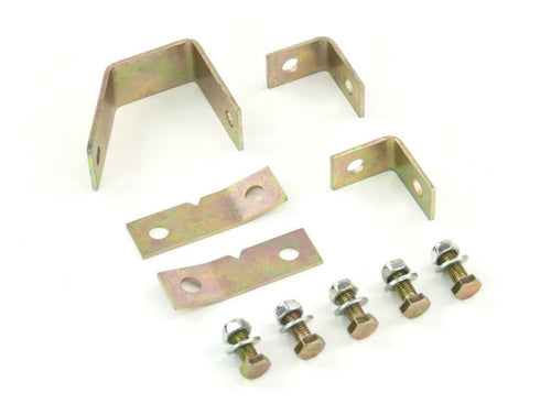 119905 - EXCEL Suspension Rear Brakeline Extension Kit - 2005-2020 Toyota Tacoma 6-Lug