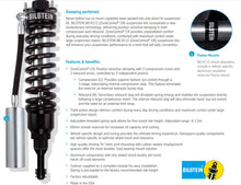 Load image into Gallery viewer, Bilstein 41-284568 B8 8112 ZoneControl CR Coilover Suspension Kit Shock Absorber and Coil Spring Assembly - B8 8112 (ZoneControl CR) - Front Left