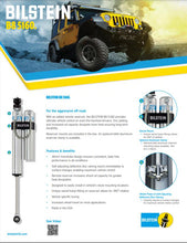 Load image into Gallery viewer, Bilstein 25-187670 FRONT SHOCK ABSORBER B8 5160 JEEP CHEROKEE 1984-2001, COMANCHE 1986-1992