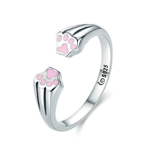 Bague Patte de Chat