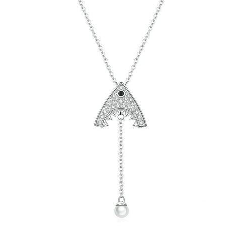 Collier Dents d'Argent