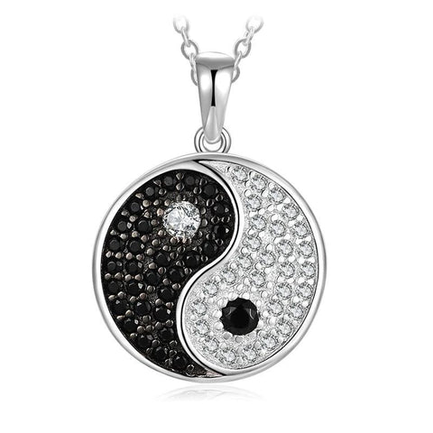 Collier Ying Yang