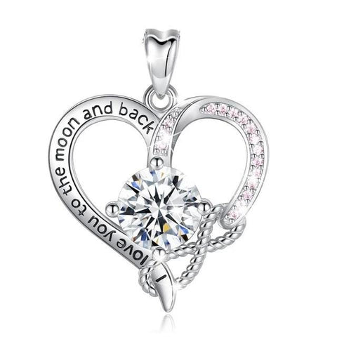 Pendentif Love You