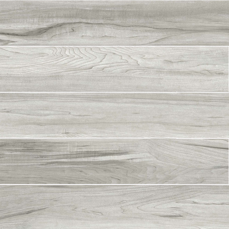 A.C. Grey Timber Look Porcelain