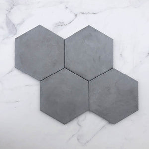 Antracite Italain Hexagon Porcelain
