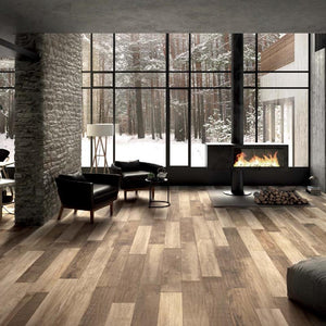 Aspen Italian Timber Look Porcelain 1200x200 Project Photo 2