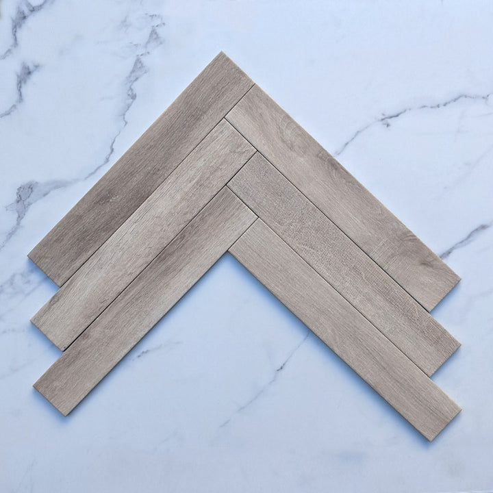 Canada Beige Timber Look Porcelain
