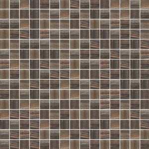 BRILLANTE 218 GLASS MOSAIC POOL TILE