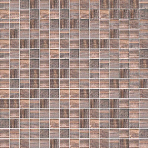 BRILLANTE 231 GLASS MOSAIC POOL TILE