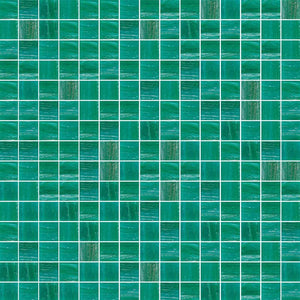 BRILLANTE 253 GLASS MOSAIC POOL TILE