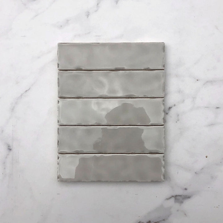 Cool Grey Moroccan Porcelain 200×50