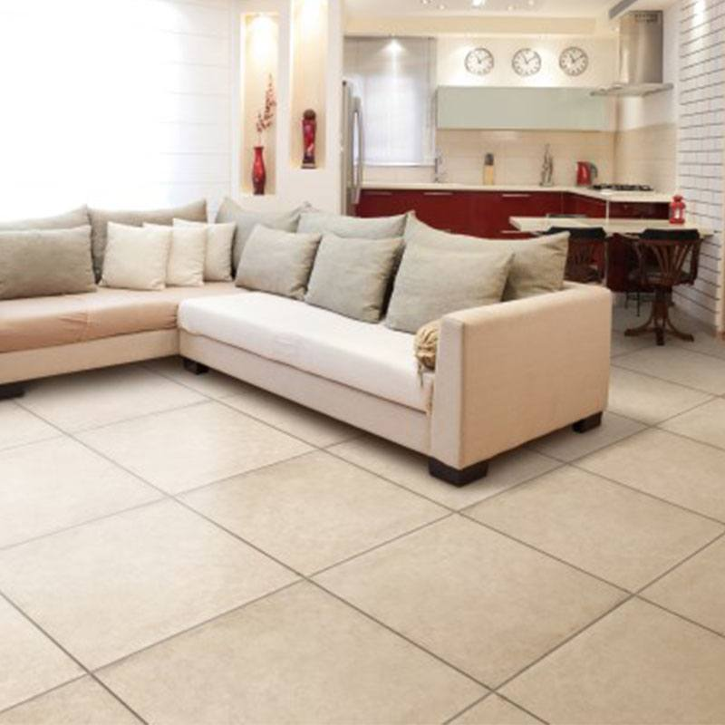 Infinity Beige Porcelain Project photo