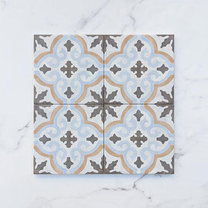 Moroccan Porcelain Pattern 21 Dimensio