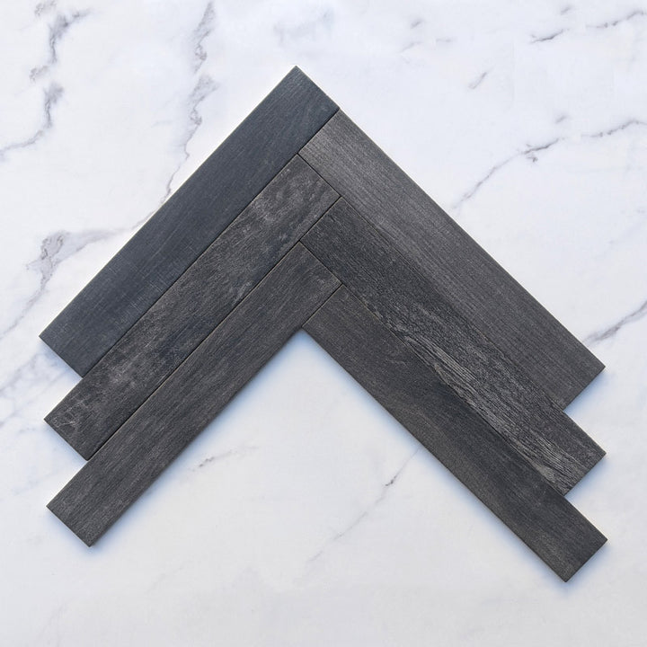 Canada Nero Timber Look Porcelain