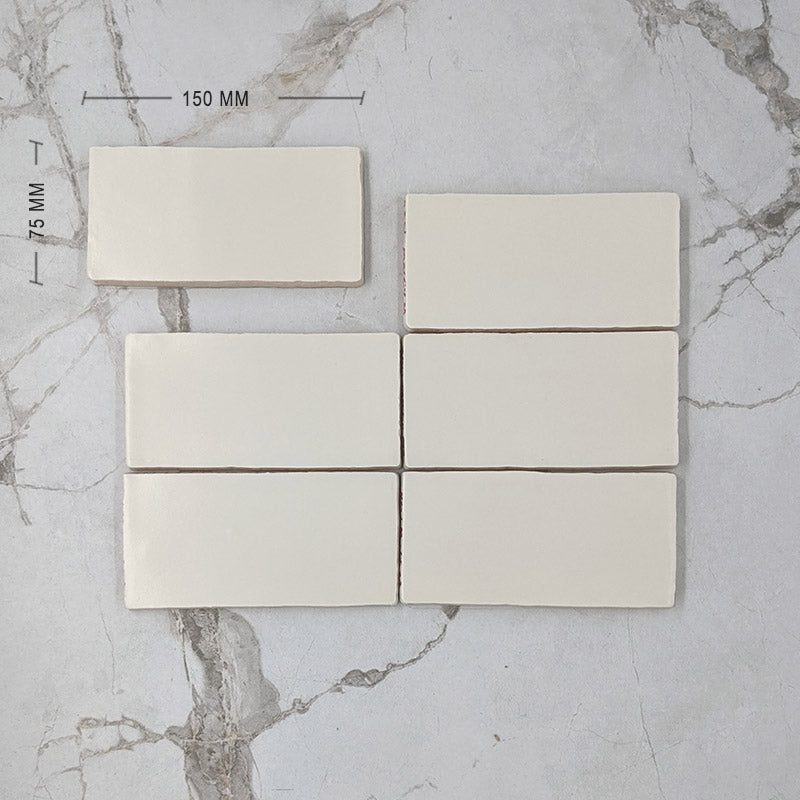 New Marfil Moroccan Porcelain 150x75 Dimension