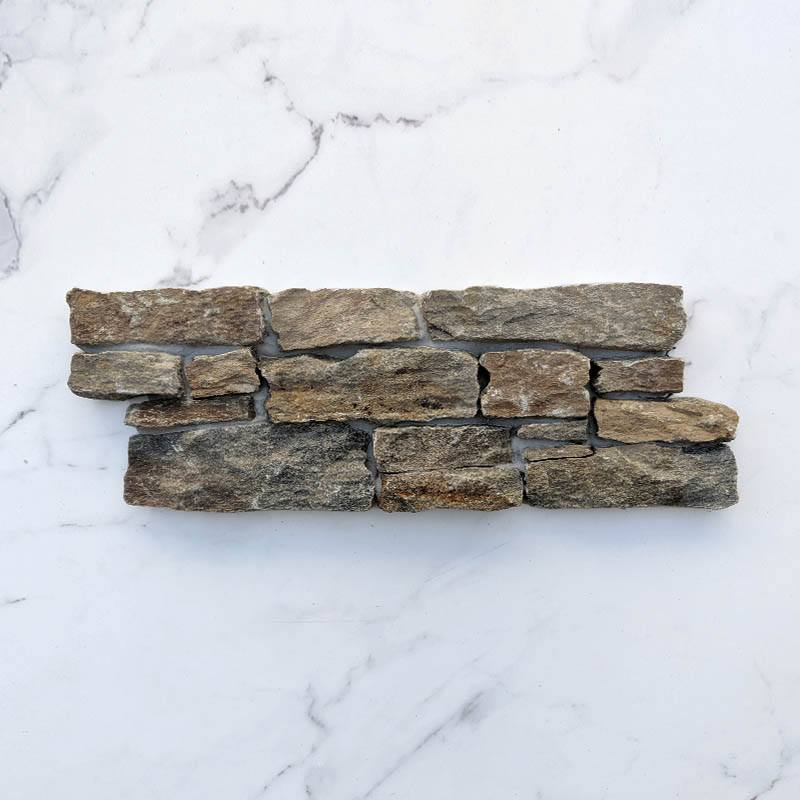 Rustic Quartzite Interlocking Cladding