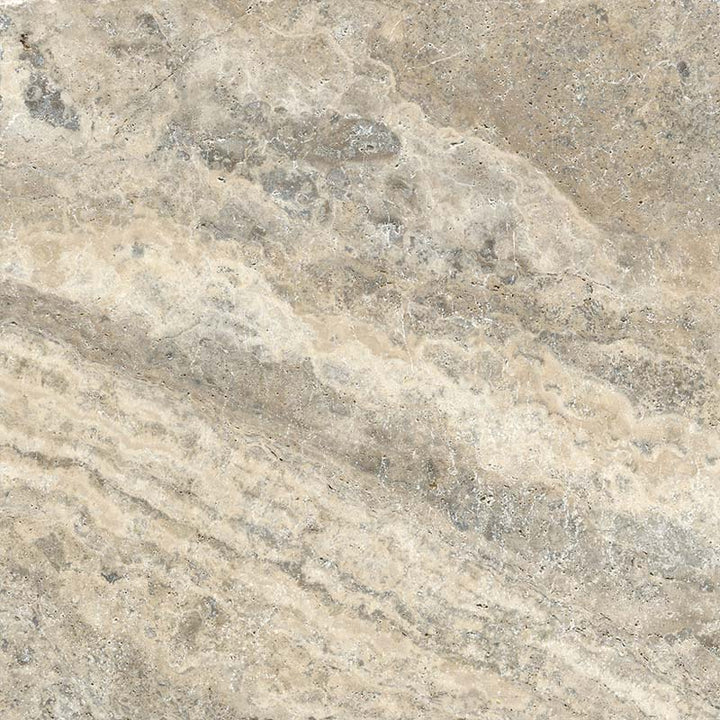 Silver Travertine 20 MM Porcelain Paver