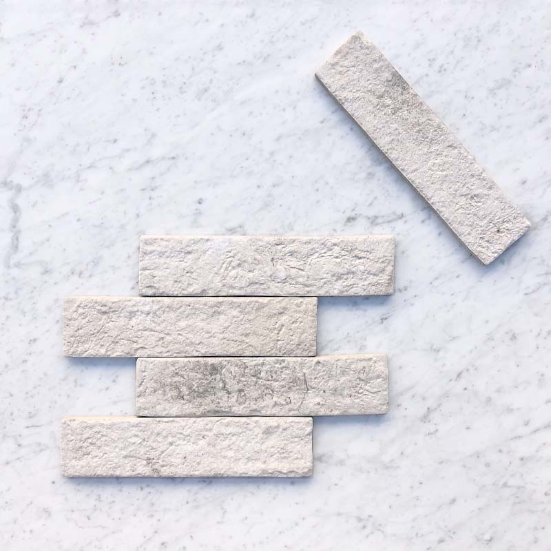 Snow Paddigton Brick Horizontal Brick Boned