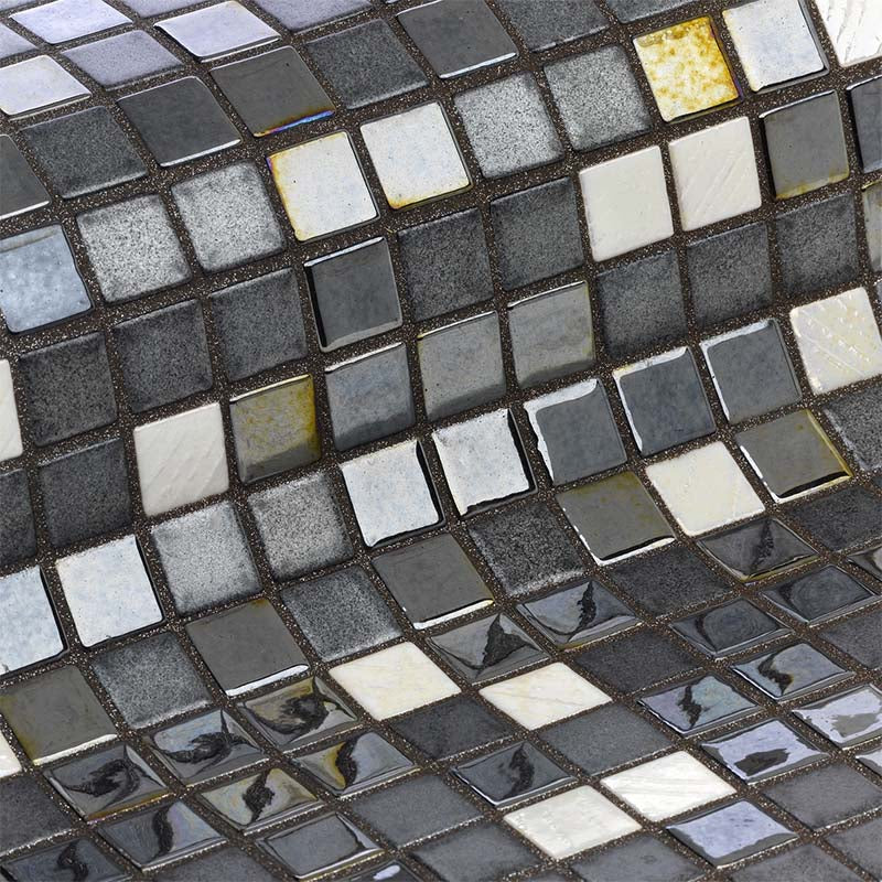 Cocktail San Francisco Glass Mosaic Pool Tile
