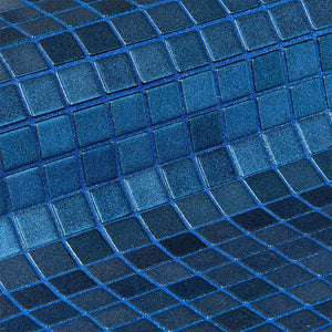 Space Sagittarius Glass Mosaic Pool Tile