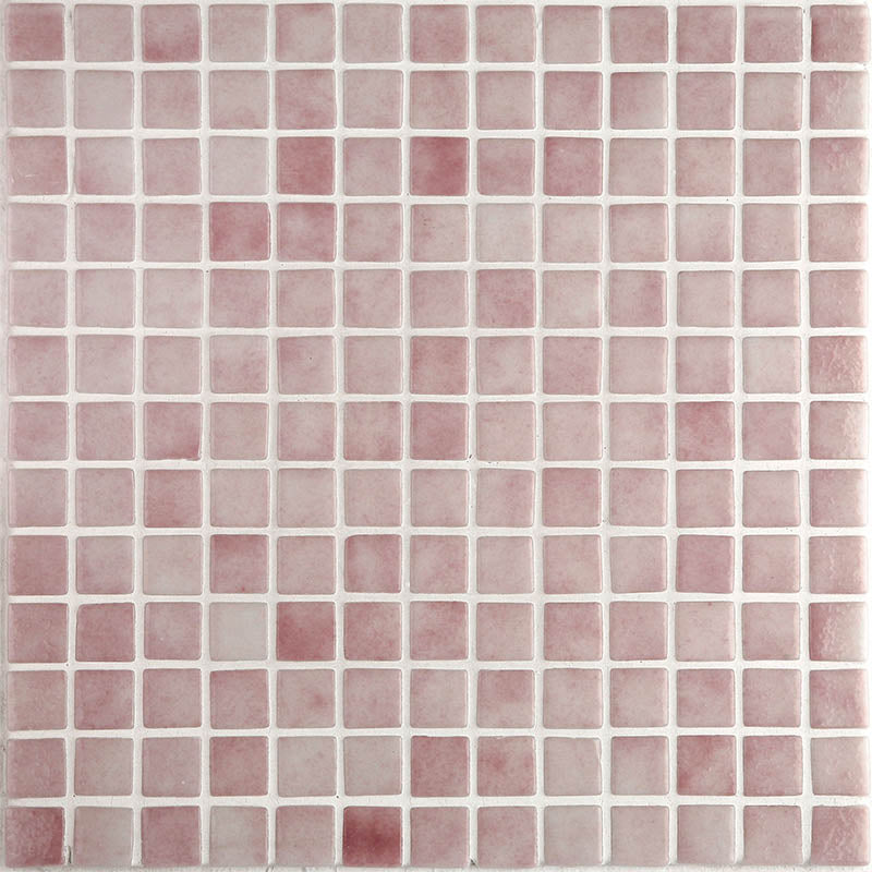 Niebla 2524-B Lilac Glass Mosaic Pool Tile