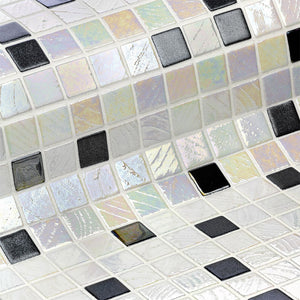 Cocktail Mojito Glass Mosaic Pool Tile