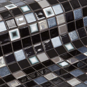 Topping Cookies Glass Mosaic Pool Tile