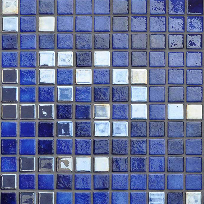 AUS Harbour Glass Mosaic Pool Tile