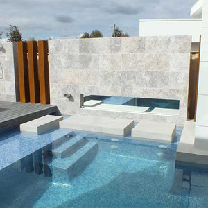 AUS Atlantic Glass Mosaic Pool Tile