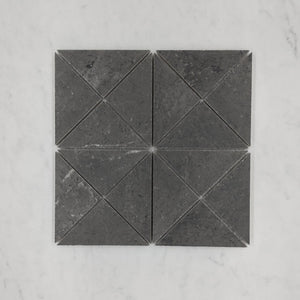 Windmill Dark Grey Porcelain Mosaic