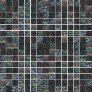 SHINING 755 GLASS MOSAIC POOL TILE