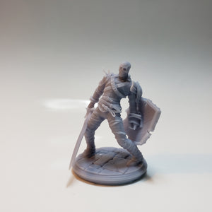 The Legions of Cursed Death - Legendary STL Collection