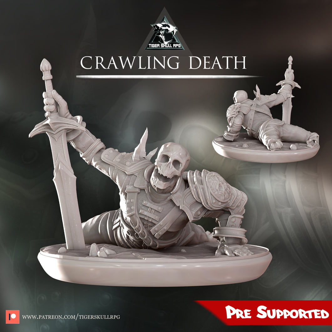 Crawling Death STL