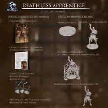 Load image into Gallery viewer, Deathless Apprentice - Legendary STL Collection