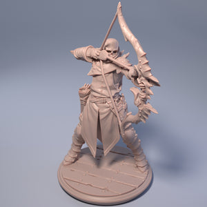 The Marksmen of Cursed Death - Legendary STL Collection