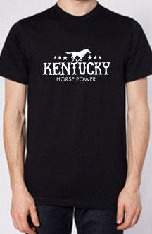 Kentucky Horse Power Tee