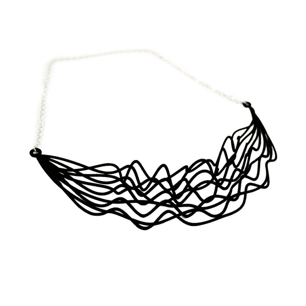 Scribble Necklace