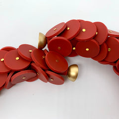 Rubber Coins Collar