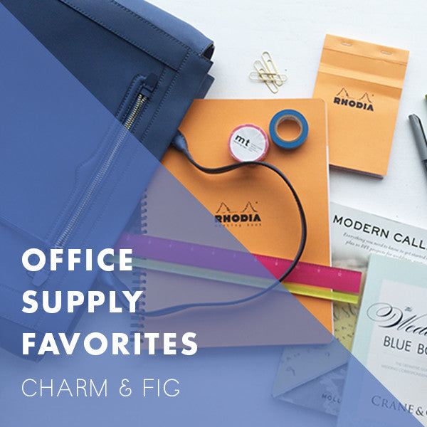 a few of my favorite [office] things