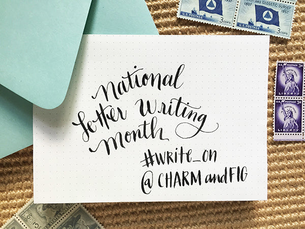 national letter writing month april is national letter writing month this is how we do 23752