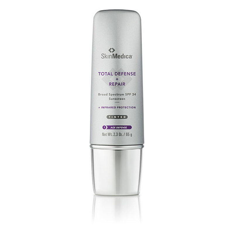 SkinMedica Total Defense + Repair SPF 34 Tinted 2.3 oz